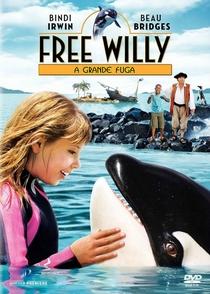Free Willy 4 – A Grande Fuga - Poster / Capa / Cartaz - Oficial 2