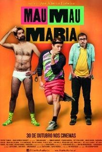 Mau Mau Maria - Poster / Capa / Cartaz - Oficial 1