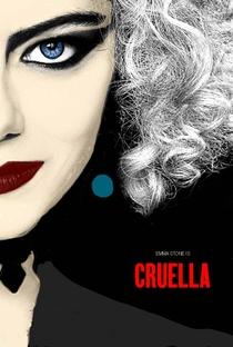 Cruella - Poster / Capa / Cartaz - Oficial 6
