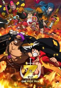 One Piece 12 - Z - Poster / Capa / Cartaz - Oficial 3