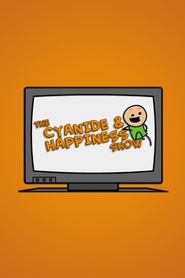 The Cyanide & Happiness Show (1ª Temporada) - Poster / Capa / Cartaz - Oficial 1