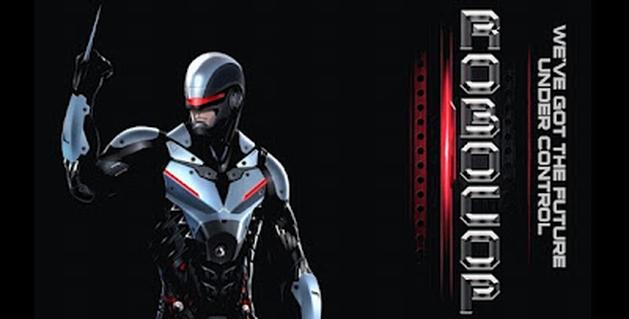 GARGALHANDO POR DENTRO: Notícia | Primeiro Vídeo Dos Bastidores de Robocop