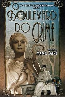 O Boulevard do Crime - Poster / Capa / Cartaz - Oficial 11
