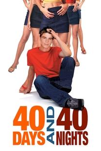 40 Dias e 40 Noites - Poster / Capa / Cartaz - Oficial 4