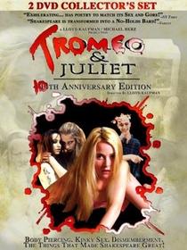 Tromeu & Julieta - Poster / Capa / Cartaz - Oficial 1