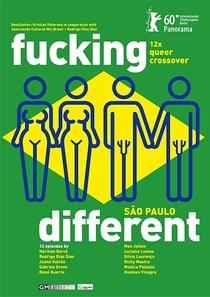Fucking Different São Paulo - Poster / Capa / Cartaz - Oficial 1