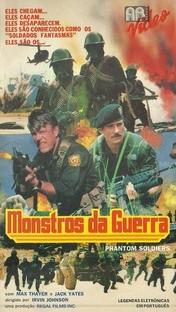 Monstros da Guerra - Poster / Capa / Cartaz - Oficial 1