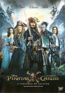 Piratas do Caribe: A Vingança de Salazar - Poster / Capa / Cartaz - Oficial 14