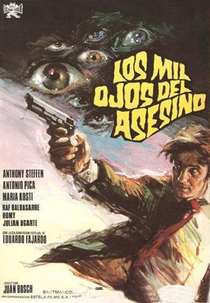 The Killer with a Thousand Eyes - Poster / Capa / Cartaz - Oficial 1