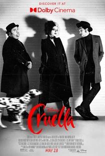 Cruella - Poster / Capa / Cartaz - Oficial 5