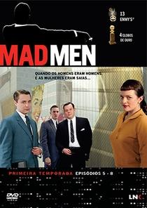 Mad Men (1ª Temporada) - Poster / Capa / Cartaz - Oficial 6