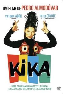 Kika - Poster / Capa / Cartaz - Oficial 12