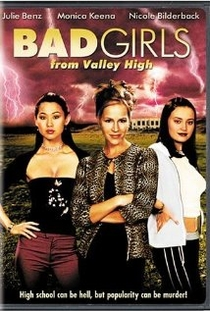 Bad Girls From Valley High - Poster / Capa / Cartaz - Oficial 1