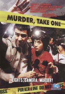 Murder, Take One - Poster / Capa / Cartaz - Oficial 6