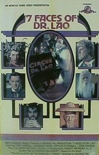 As 7 Faces do Dr. Lao - Poster / Capa / Cartaz - Oficial 4