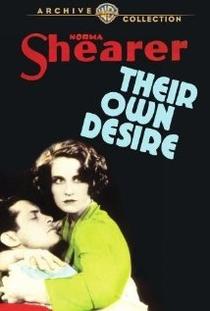 Their Own Desire - Poster / Capa / Cartaz - Oficial 1