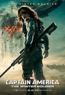 Capitão América 2: O Soldado Invernal - Poster / Capa / Cartaz - Oficial 8
