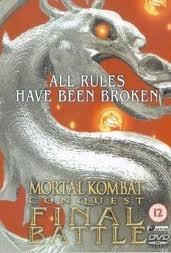 Mortal Kombat - A Cruzada - Poster / Capa / Cartaz - Oficial 1