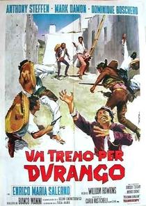 Um Trem para Durango - Poster / Capa / Cartaz - Oficial 4