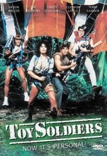 Soldados de Brinquedo - Poster / Capa / Cartaz - Oficial 1