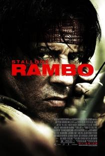 Rambo IV - Poster / Capa / Cartaz - Oficial 1