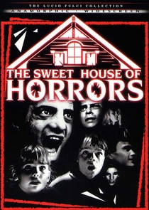 A Doce Casa dos Horrores - Poster / Capa / Cartaz - Oficial 1