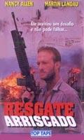 Resgate Arriscado - Poster / Capa / Cartaz - Oficial 2