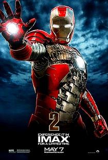 Homem de Ferro 2 - Poster / Capa / Cartaz - Oficial 5