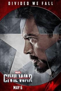 Capitão América: Guerra Civil - Poster / Capa / Cartaz - Oficial 27