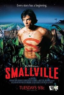 Smallville: As Aventuras do Superboy (1ª Temporada) - Poster / Capa / Cartaz - Oficial 1