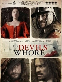 The Devil's Whore - Poster / Capa / Cartaz - Oficial 1