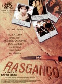 Rasganço - Poster / Capa / Cartaz - Oficial 1