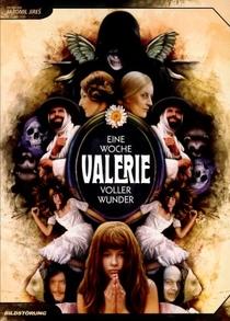 Valerie e Sua Semana de Deslumbramentos - Poster / Capa / Cartaz - Oficial 5