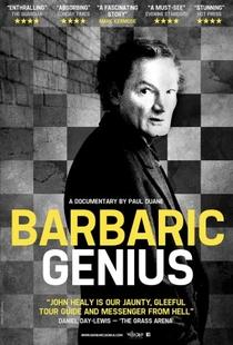 Barbaric Genius - Poster / Capa / Cartaz - Oficial 1