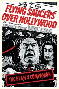 Discos Voadores Sobre Hollywood - Poster / Capa / Cartaz - Oficial 3