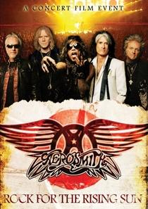 Aerosmith: Rock for the Rising Sun - Poster / Capa / Cartaz - Oficial 1
