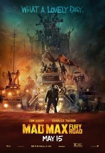 Mad Max: Estrada da Fúria - Poster / Capa / Cartaz - Oficial 7