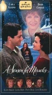 Um Milagre no Natal - Poster / Capa / Cartaz - Oficial 1