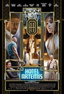 Hotel Artemis - Poster / Capa / Cartaz - Oficial 1