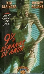 9 1/2 Semanas de Amor - Poster / Capa / Cartaz - Oficial 4