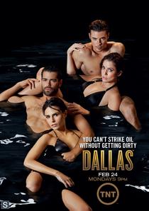 Dallas (3ª Temporada) - Poster / Capa / Cartaz - Oficial 1