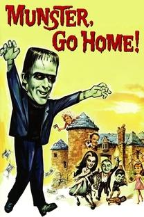 Monstros, Não Amolem! - Poster / Capa / Cartaz - Oficial 3