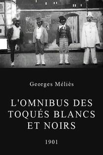 L'omnibus des toqués blancs et noirs - Poster / Capa / Cartaz - Oficial 2