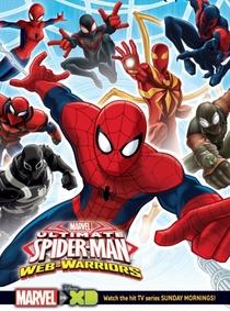 Ultimate Homem-Aranha (3ª Temporada) - Poster / Capa / Cartaz - Oficial 1