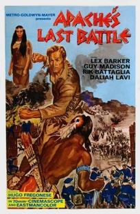 A Batalha Final dos Apaches - Poster / Capa / Cartaz - Oficial 1