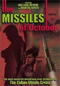 Mísseis de Outubro - Poster / Capa / Cartaz - Oficial 2