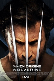 X-Men Origens: Wolverine - Poster / Capa / Cartaz - Oficial 5