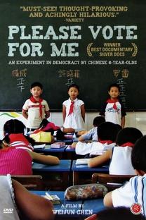 Por Favor, Vote em Mim - Poster / Capa / Cartaz - Oficial 1