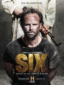 Six (1ª Temporada) - Poster / Capa / Cartaz - Oficial 1