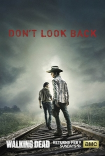 The Walking Dead (4ª Temporada) - Poster / Capa / Cartaz - Oficial 2